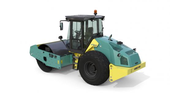 ARS 130 Soil Compactor 3D-Rendering 0004